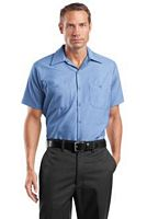 Men's Red Kap Short Sleeve Work Shirt
